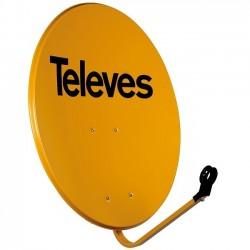 Antena Parabólica de Acero...