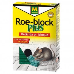 Raticida Roe-Block Plus...