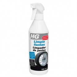 Limpia llantas 500ml HG