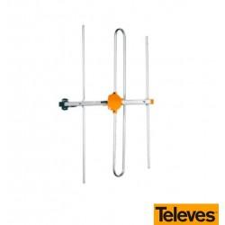 Antena DAB TELEVES 1050