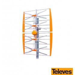 Antena Terrestre Panel UHF...