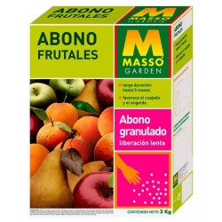 Abono Frutales 2kg MASSO...