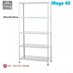 Estantería Metálica Mega 40...