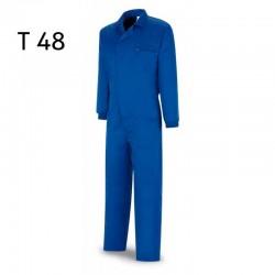 Buzo VESIN tergal azulina T/48